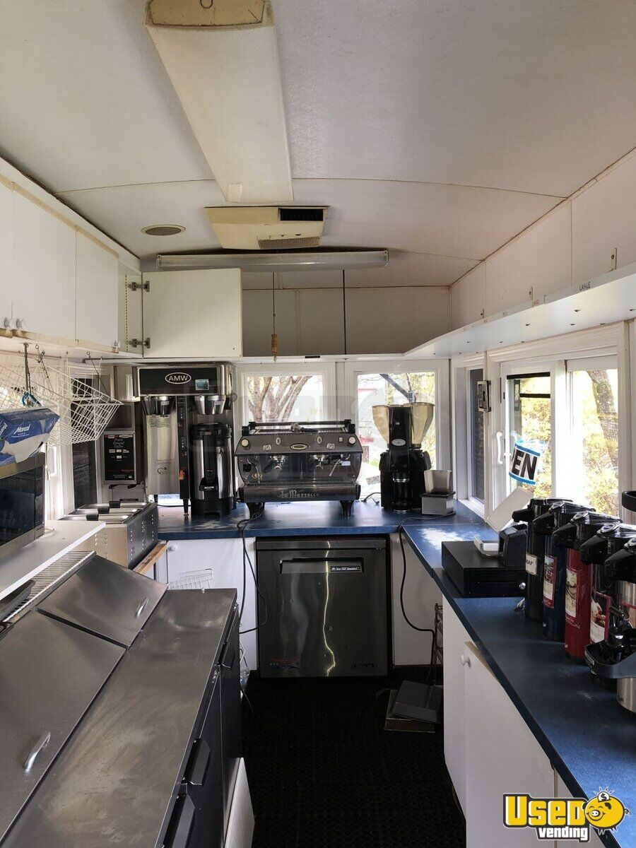 2004 Classic Trolley, Medford, Or Coffee Trailer Coffee Machine New Hampshire for Sale - 14