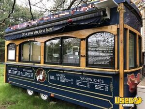 2004 Classic Trolley, Medford, Or Coffee Trailer Exterior Customer Counter New Hampshire for Sale