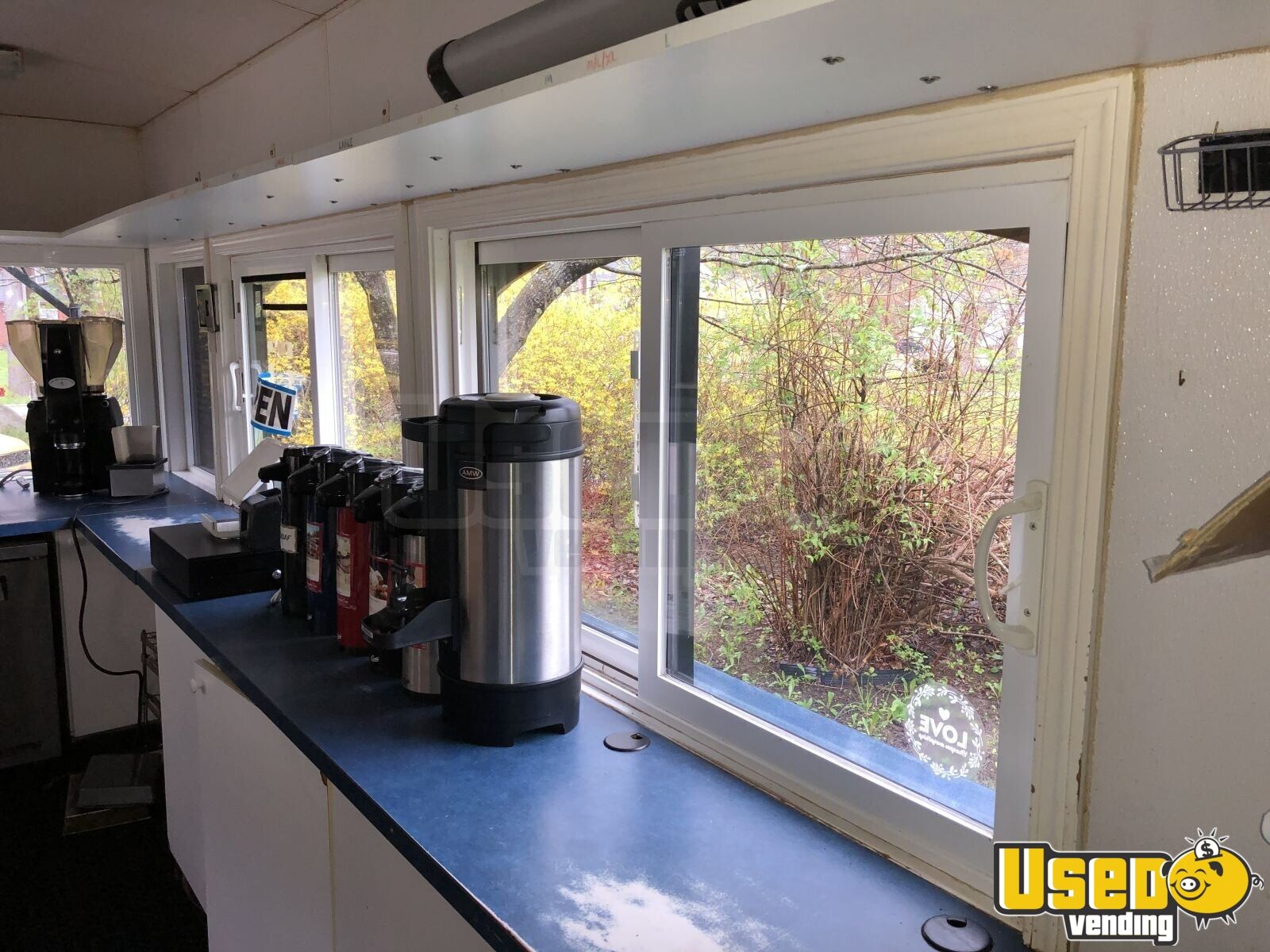 2004 Classic Trolley, Medford, Or Coffee Trailer Fire Extinguisher New Hampshire for Sale - 16