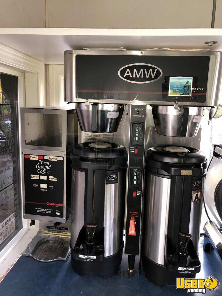 2004 Classic Trolley, Medford, Or Coffee Trailer Fresh Water Tank New Hampshire for Sale - 23