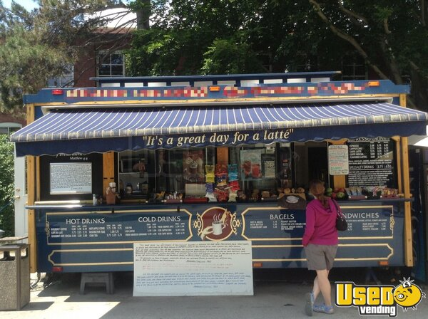 2004 Classic Trolley, Medford, Or Coffee Trailer New Hampshire for Sale