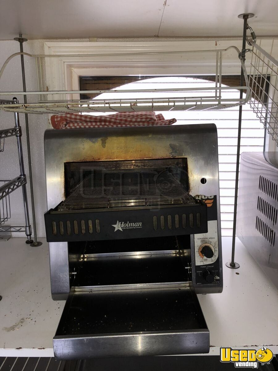 2004 Classic Trolley, Medford, Or Coffee Trailer Pos System New Hampshire for Sale - 25