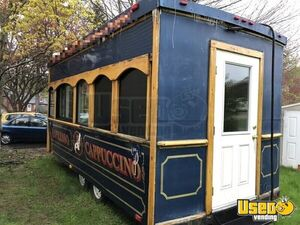 2004 Classic Trolley, Medford, Or Coffee Trailer Prep Station Cooler New Hampshire for Sale