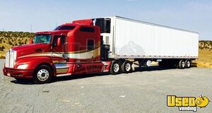2004 Dual Temp Reefer Semi-trailer With Themo King Unit Reefer Trailer 2 California for Sale
