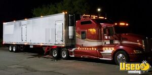2004 Dual Temp Reefer Semi-trailer With Themo King Unit Reefer Trailer 4 California for Sale