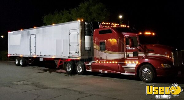 2004 Dual Temp Reefer Semi-trailer With Themo King Unit Reefer Trailer California for Sale