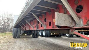 "2004 Eagle 48' X 102"" Combo Flatbed Trailer Flatbed Trailer 2 Michigan for Sale"