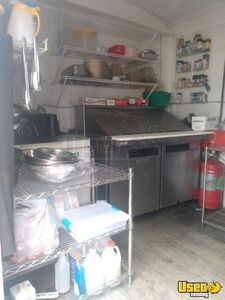2004 Elite Food Concession Trailer Concession Trailer Exhaust Hood Florida for Sale
