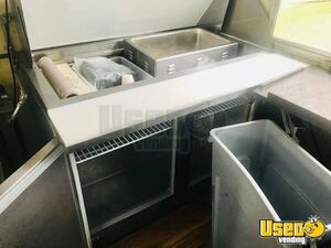 2004 Food Concession Trailer Concession Trailer Chef Base Michigan for Sale
