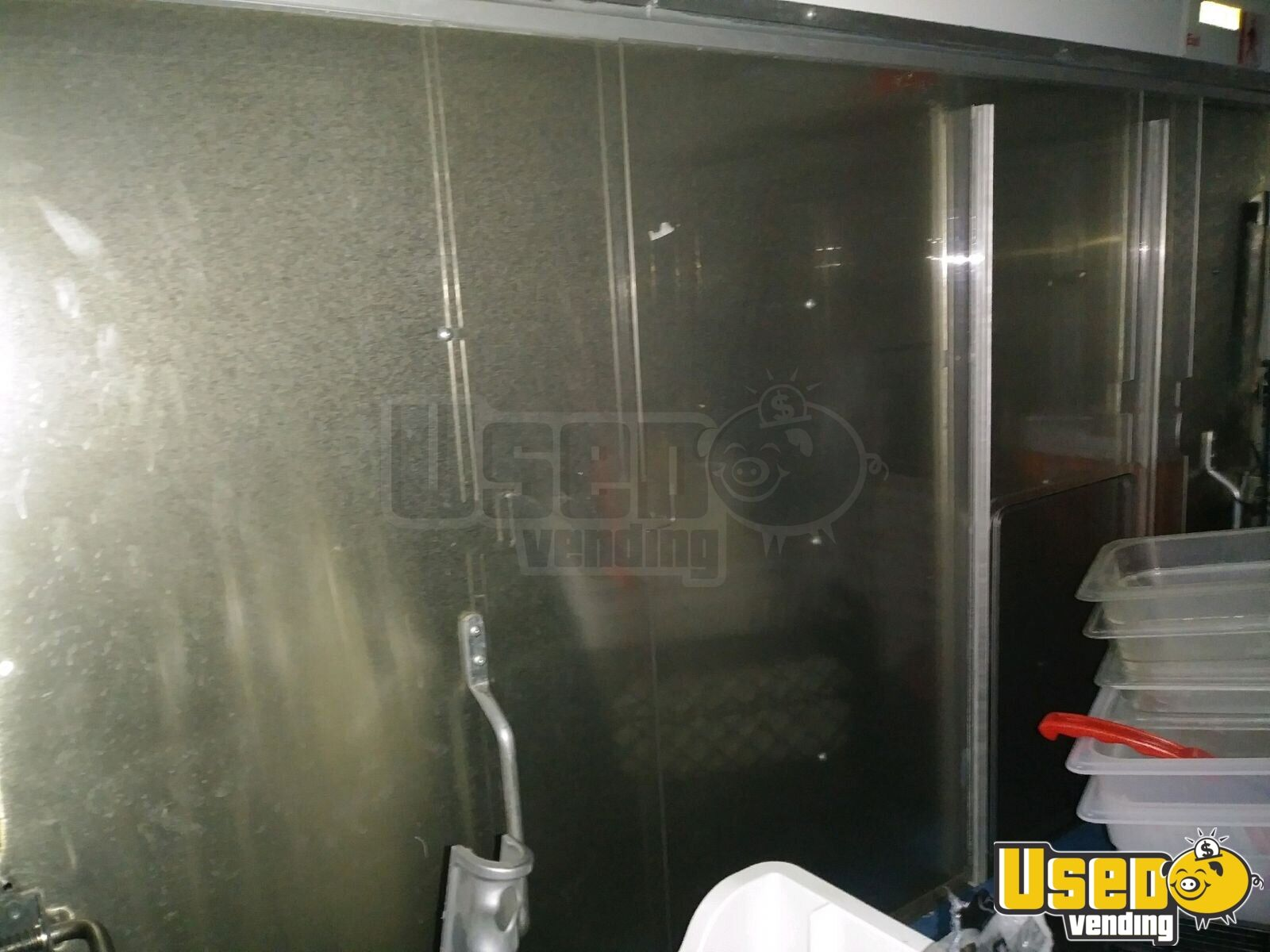 2004 Food Concession Trailer Concession Trailer Fire Extinguisher California for Sale - 13