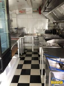 2004 Food Concession Trailer Kitchen Food Trailer Cabinets Ontario for Sale