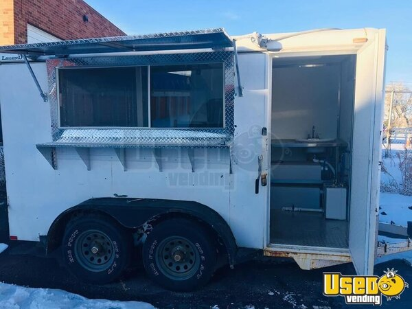 2004 Food Concession Trailer Kitchen Food Trailer Colorado for Sale