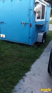 2004 Food Concession Trailer Kitchen Food Trailer Concession Window Florida for Sale