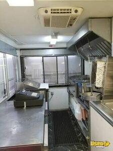 2004 Food Concession Trailer Kitchen Food Trailer Floor Drains Texas for Sale