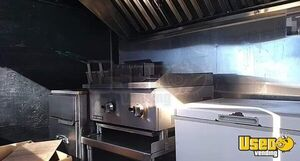 2004 Food Concession Trailer Kitchen Food Trailer Stainless Steel Wall Covers Florida for Sale