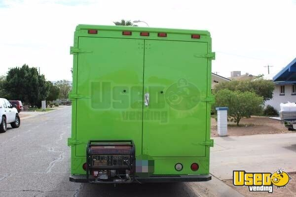 2004 Ford All-purpose Food Truck Concession Window Arizona Gas Engine for Sale - 3