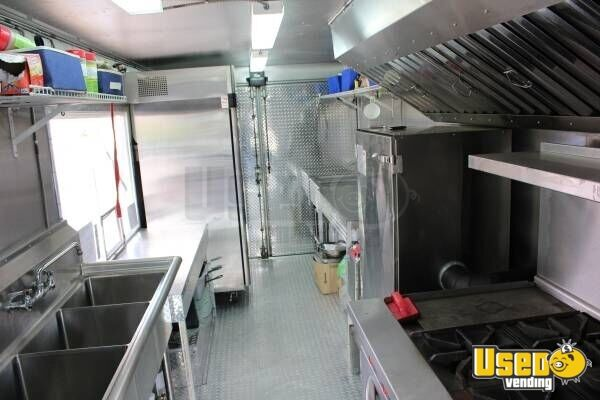 2004 Ford All-purpose Food Truck Stainless Steel Wall Covers Arizona Gas Engine for Sale - 5