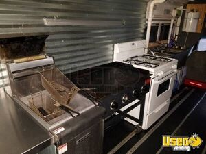 2004 Ford E-450 Food Truck Exhaust Hood Tennessee Diesel Engine for Sale