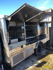 2004 Ford F350 Food Truck Concession Window West Virginia Gas Engine for Sale