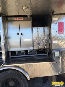 2004 Ford F350 Food Truck Flatgrill West Virginia Gas Engine for Sale