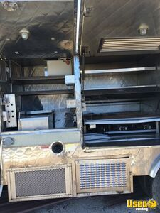 2004 Ford F350 Food Truck Oven West Virginia Gas Engine for Sale