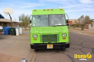 2004 Ford Food Truck Air Conditioning Arizona Gas Engine for Sale