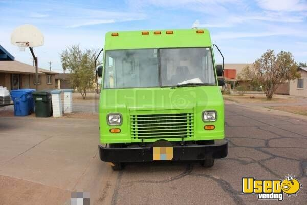 2004 Ford Food Truck Air Conditioning Arizona Gas Engine for Sale - 2