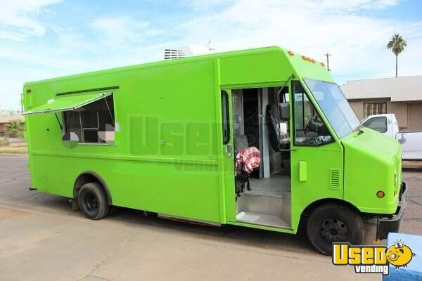 2004 Ford Food Truck Arizona Gas Engine for Sale
