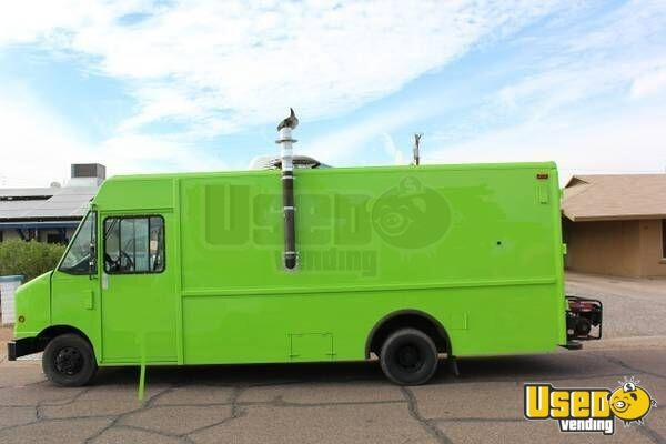 2004 Ford Food Truck Cabinets Arizona Gas Engine for Sale - 4