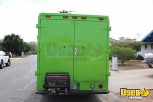 2004 Ford Food Truck Concession Window Arizona Gas Engine for Sale