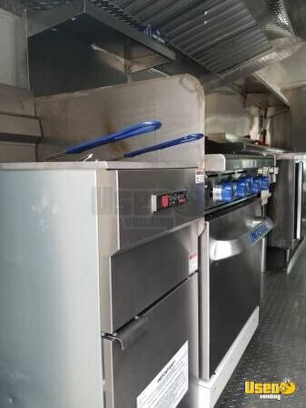 2004 Ford Food Truck Fryer Hawaii for Sale - 7
