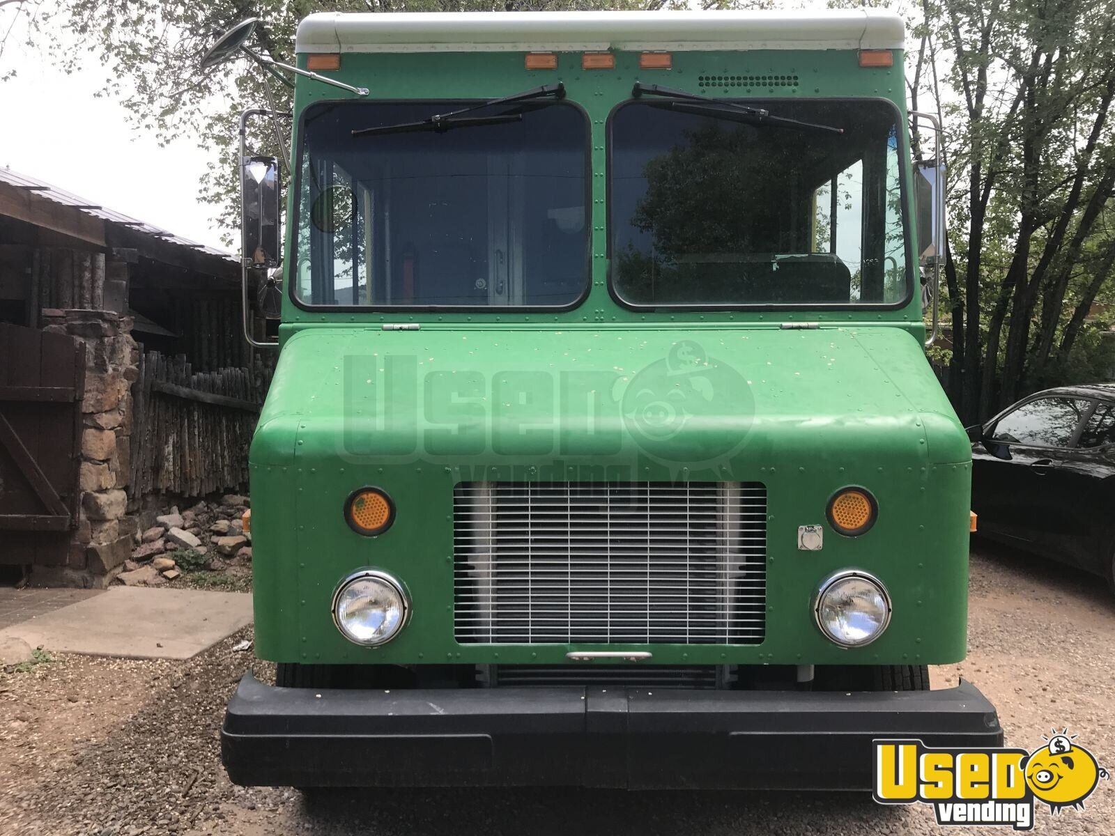2004 Freightliner Mt45 All-purpose Food Truck Concession Window New Mexico Diesel Engine for Sale - 3
