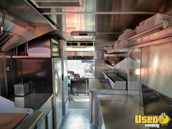 2004 Freightliner Mwv All-purpose Food Truck Deep Freezer Florida for Sale