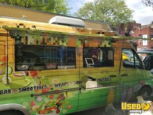 2004 Freightliner Sprinter All-purpose Food Truck Cabinets New York Diesel Engine for Sale