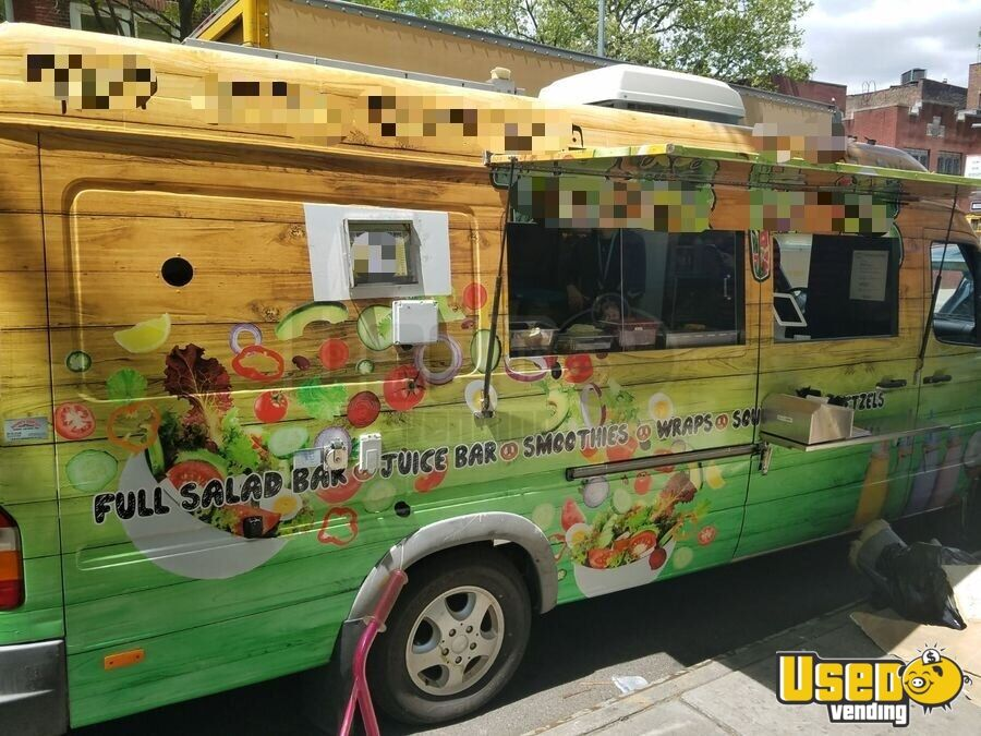 Freightliner Food Truck Used Food Truck For Sale In New York