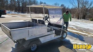 2004 Turf 2 Carryall Beverage And Food Vending Cart Food Cart 6 Missouri for Sale
