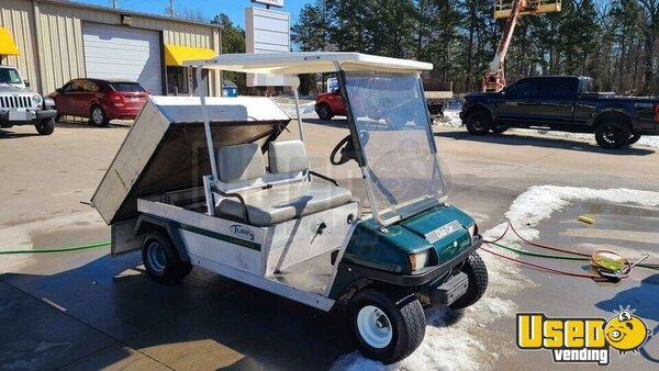 2004 Turf 2 Carryall Beverage And Food Vending Cart Food Cart Missouri for Sale