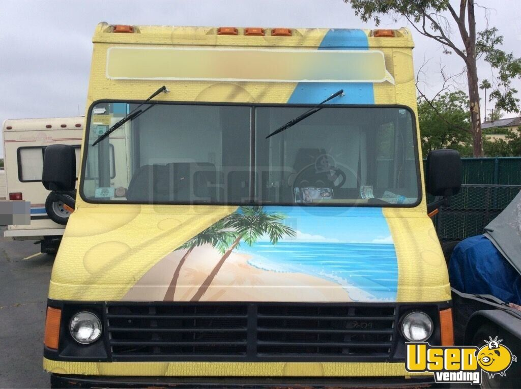 2004 Workhorse. Gmc All-purpose Food Truck Cabinets California Gas Engine for Sale - 3