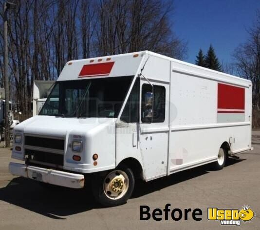 2005 28' Diesel All-purpose Food Truck Diamond Plated Aluminum Flooring New York Diesel Engine for Sale - 5