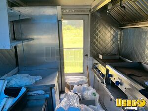 2005 28' Diesel All-purpose Food Truck Fire Extinguisher New York Diesel Engine for Sale