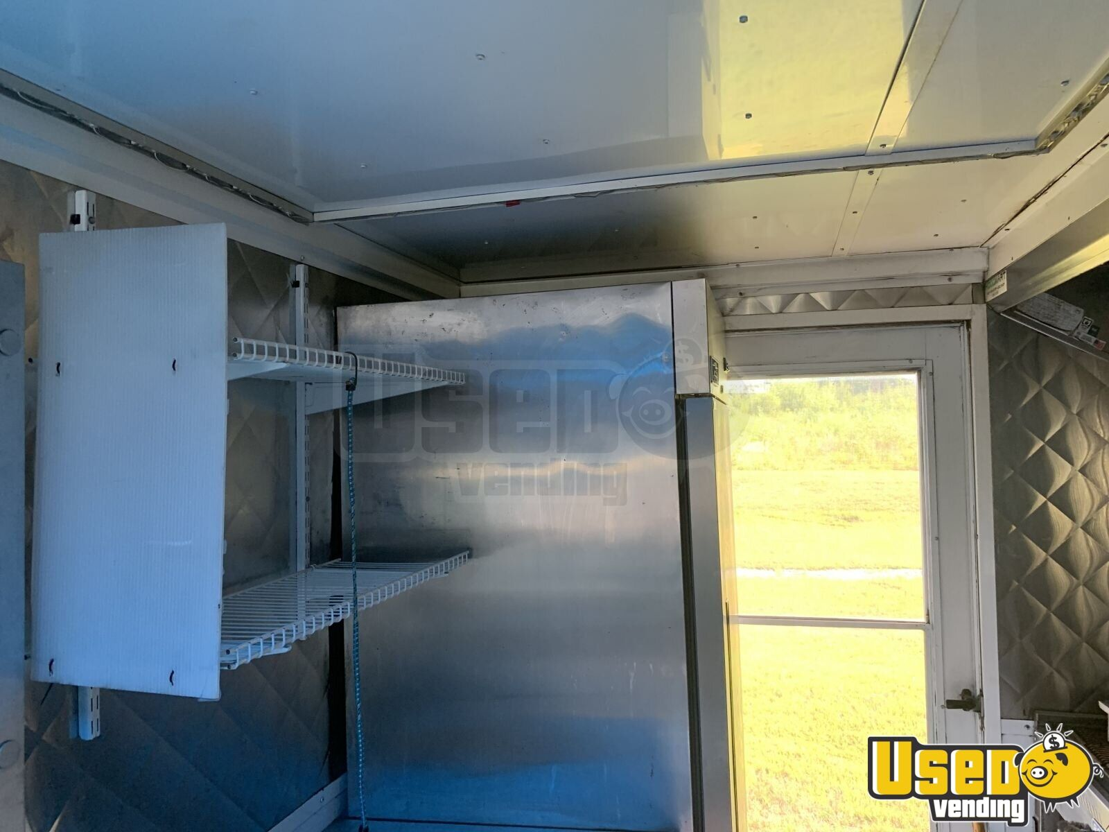 2005 28' Diesel All-purpose Food Truck Interior Lighting New York Diesel Engine for Sale - 28