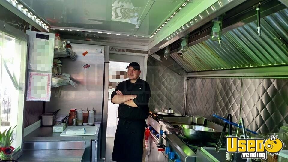 2005 28' Diesel All-purpose Food Truck Propane Tank New York Diesel Engine for Sale - 8