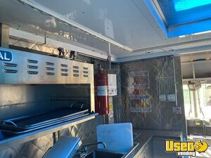 2005 28' Diesel All-purpose Food Truck Salamander / Overhead Broiler New York Diesel Engine for Sale