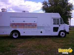 2005 All-purpose Food Truck Air Conditioning Missouri Diesel Engine for Sale