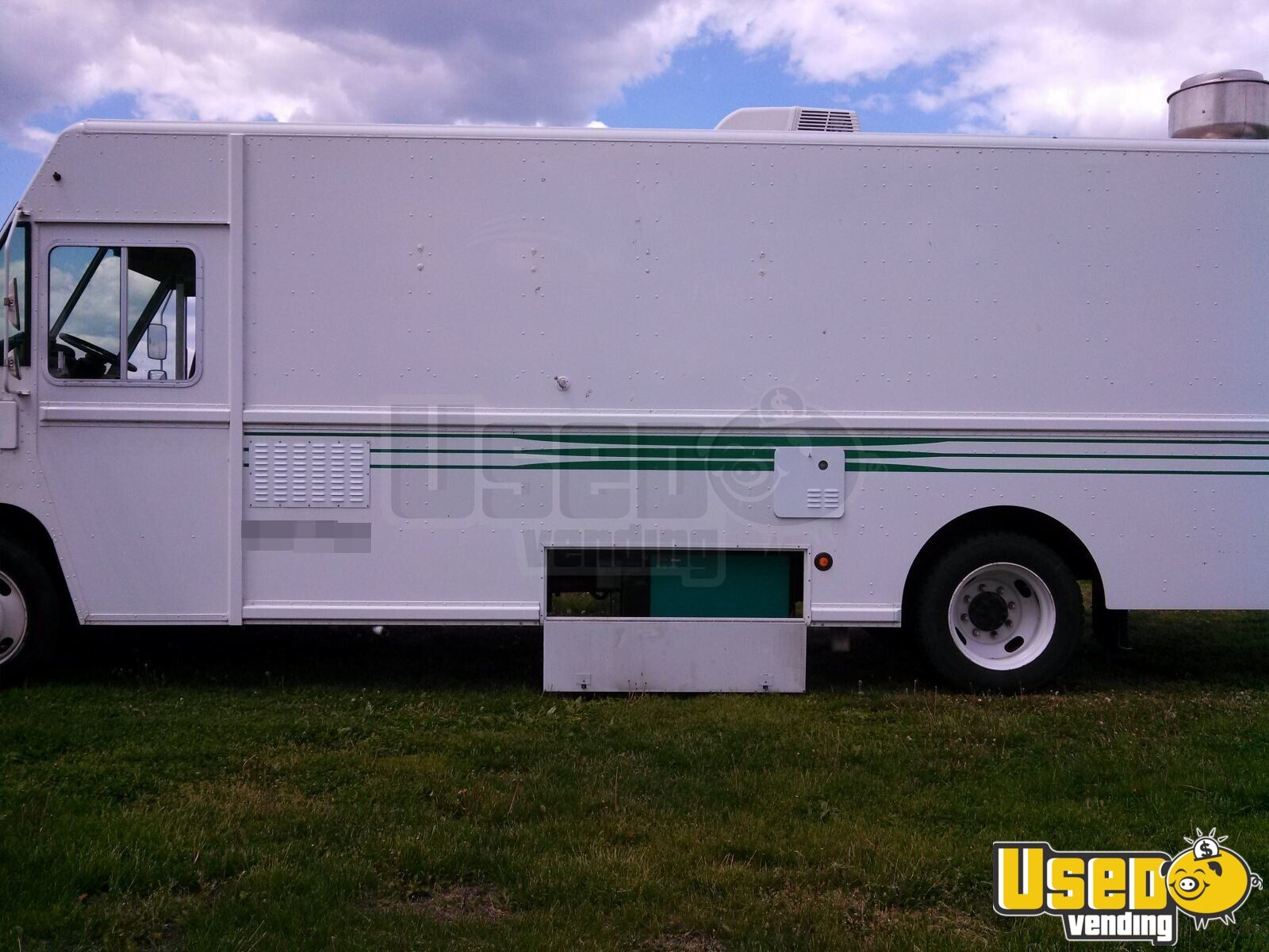 2005 All-purpose Food Truck Cabinets Missouri Diesel Engine for Sale - 4