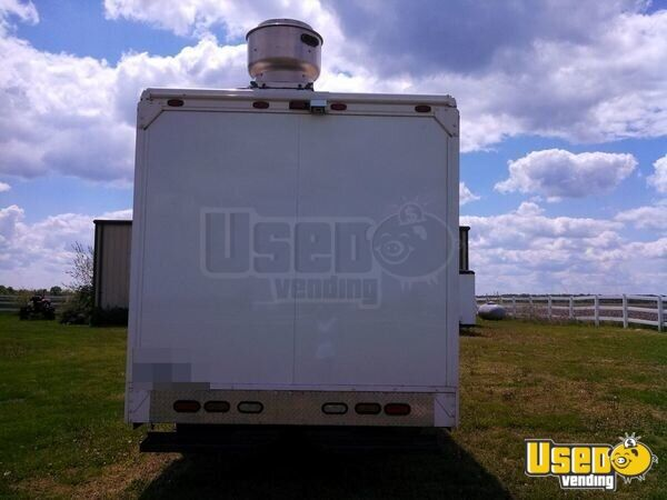 2005 All-purpose Food Truck Insulated Walls Missouri Diesel Engine for Sale - 6