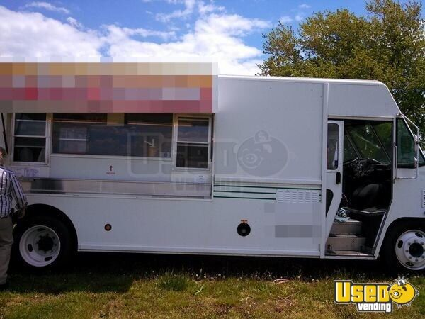 2005 All-purpose Food Truck Propane Tank Missouri Diesel Engine for Sale - 8