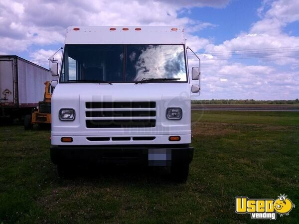 2005 All-purpose Food Truck Removable Trailer Hitch Missouri Diesel Engine for Sale - 3