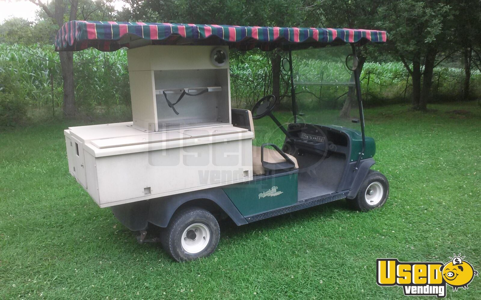 Cushman Concession Vending Golf Cold Cart for Sale in Indiana!!!