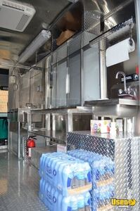 2005 Chevrolet P30 Workhorse Step Van Food Truck Refrigerator Virginia Gas Engine for Sale